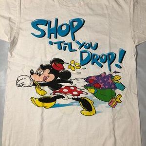 Vintage Disney Mickey Mouse Tshirt XXL